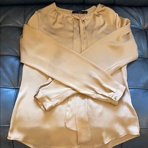 🇺🇸The Limited Silky Gold Shirt
